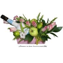 Нежный тюльпан