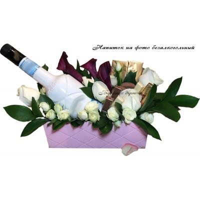 подарочные наборы в коробках для женщин