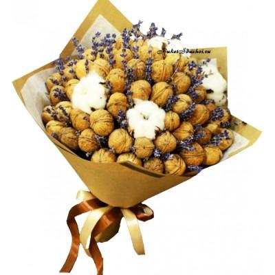 Букет из грецких орехов купить