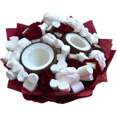 Доставка сладких букетов